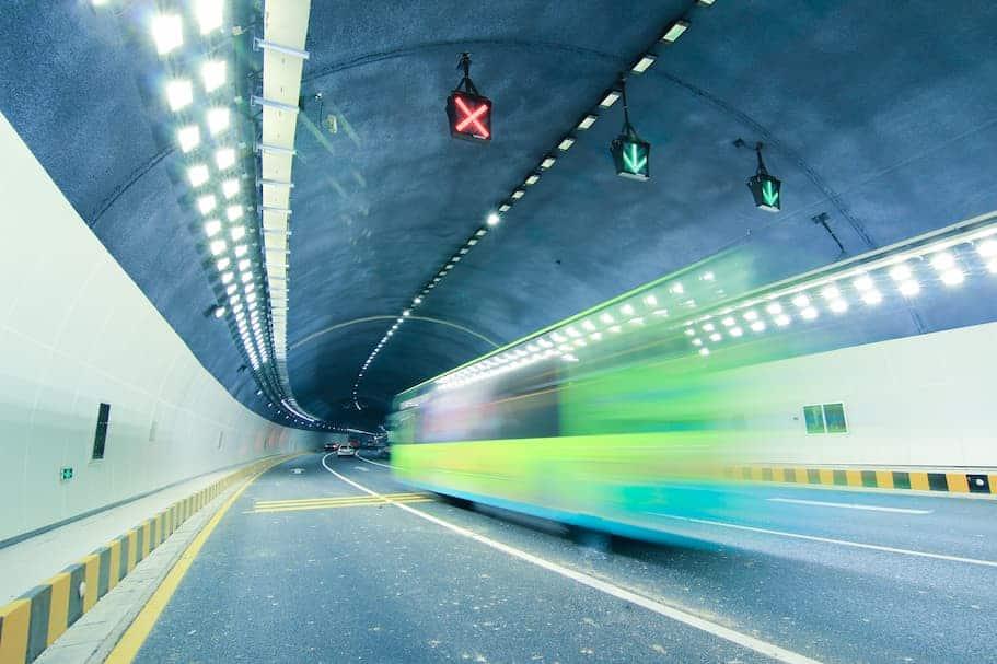 Tunel Vehicular